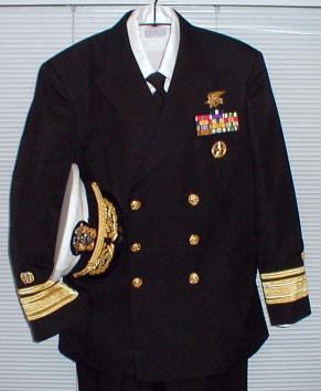 NAVY MENu0026#39;S SERVICE DRESS BLUE